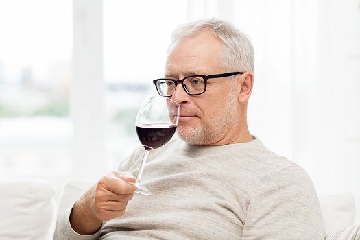 Risks of Dementia Due to Wine in Barrie, ON