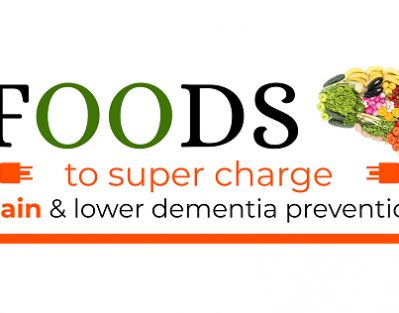 Foods to Supercharge