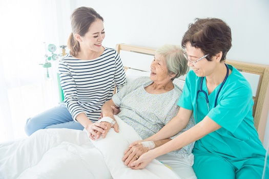 How to Interact with Healthcare Professionals as a Caregiver in Barrie, ON