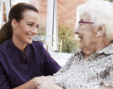 What to Do After Your Elderly Parent Has a Stroke in Barrie, ON