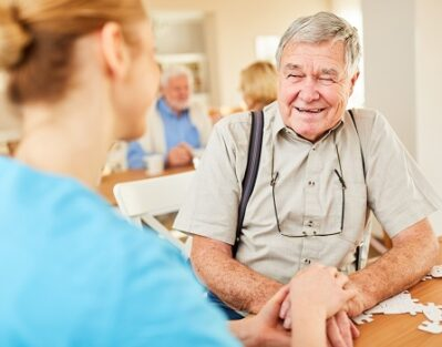 Ways for Calming an Aging Adult with Dementia in Barrie, ON
